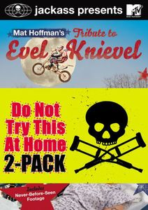 Matt Hoffman's Tribute to Evel Knievel/ Jackass 2
