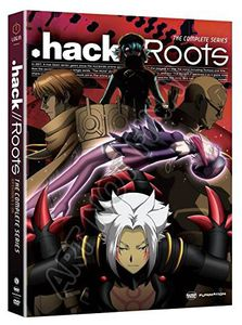 Hack/ / Roots: Complete Box Set