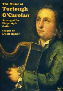 Music of Turlough Ocarolan for Fingerstyle Guitar