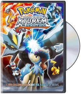 Pokemon the Movie 15: Kyurem Vs Sword of Justice