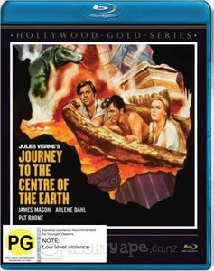 Journey to the Centre of the Earth (1959) [Import]