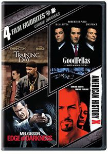 4 Film Favorites: Crime Dramas
