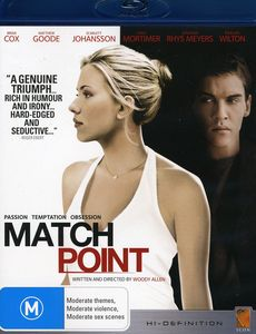 Match Point (2005) [Import]