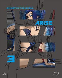 Ghost in the Shell Arise 3 [Import]