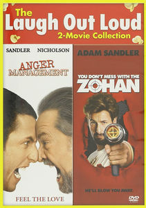Anger Management/ You Don't Mess With The Zohan