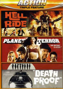 Hell Ride /  Planet Terror /  Death Proof