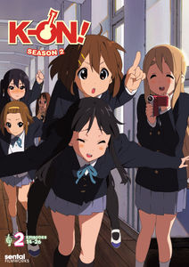 K-On: Season 2 Collection 2