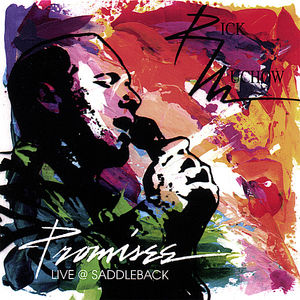 Muchow, Rick : Promises Live at Saddleback