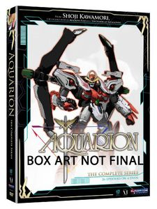 Aquarion: Complete Series