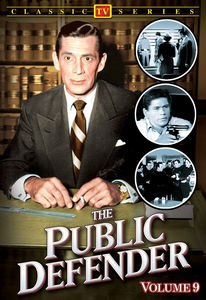 Public Defender - Volume 9: 4-Episode Collection