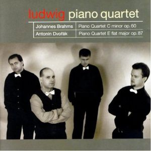 Ludwig Piano Quartet Performs Brahms & Dvorak