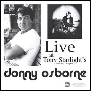 Live at Tony Starlight's