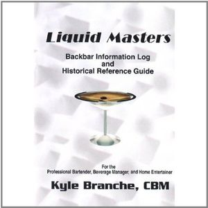 Liquid Masters-Backbar Information Log & Historica