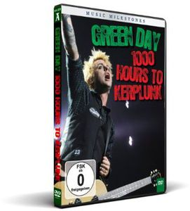 Music Milestones Greenday 1000 Hours to Kerplunk