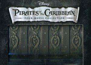 Pirates of the Caribbean Four-Movie Collection