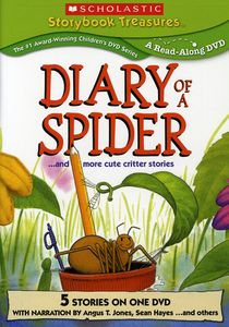 Diary of a Spider & More Cute Critter Stories