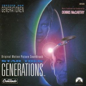 Star Trek Generations (Original Soundtrack)