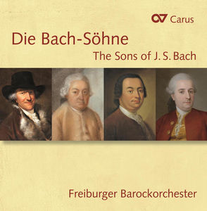 Die Bach-Sohne-The Sons of J. S. Bach