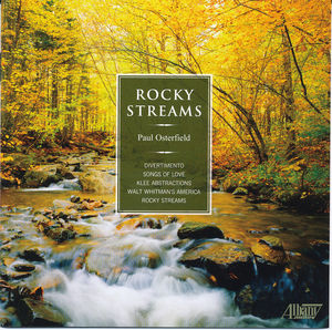 Paul Osterfield: Rocky Streams