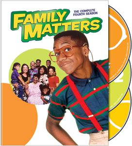 Family Matters: The Complete Fourth Season