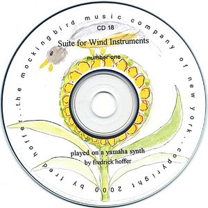 Suite for Wind Instruments 1