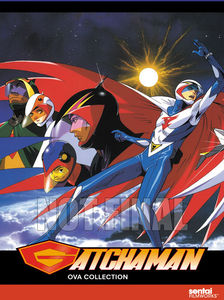 Gatchaman Ova Collection