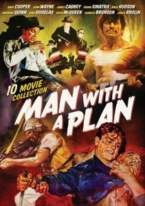 Man with a Plan: 10 Movie Collection
