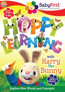 Harry the Bunny: Hoppy Learning
