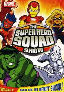 Super Hero Squad Show: Quest for Infinity Sword 2