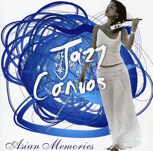 Jazz Canvas-Asian Memories