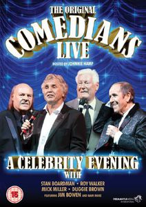 Original Comedians: Celebrity Evening with
