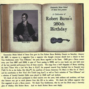 Celebration of Robert Burns's 250th Birthday