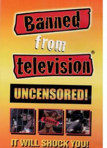Girls Gone Wild: Banned from TV #1 DVD