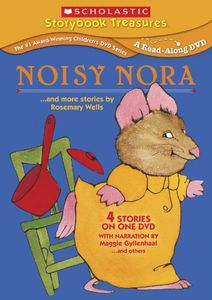 Noisy Nora & More Stories By Rosemary Wells