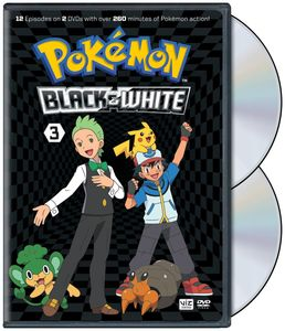 Pokemon Black & White Set 3