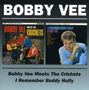 Meets the Crickets /  Remember Buddy Holly [Import]