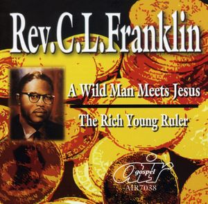 Wild Man Meets Jesus & Rich Young Ruler
