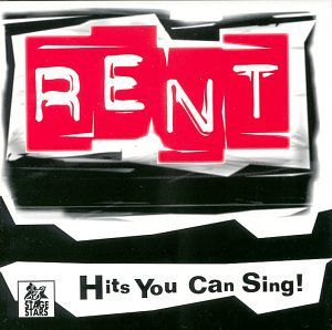 Rent: Karaoke Hits You Can Sing Too /  Various