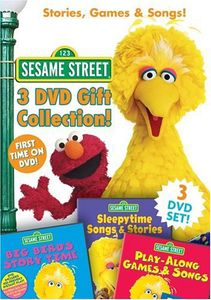 Stories Games & Songs 3 DVD Gift Collection