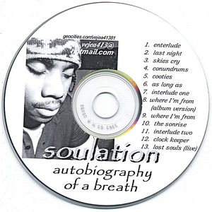 Soulation: Autobiography of a Breath