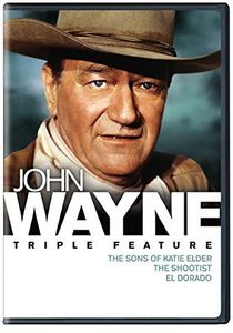 The Sons of Katie Elder /  The Shootist /  El Dorado (John Wayne Triple Feature)