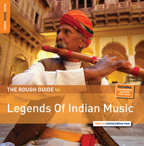 Rough Guide to Legends of Indian Music