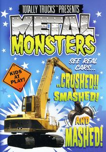 Totally Trucks: Metal Monsters