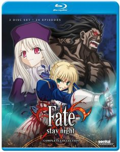 Fate /  Stay Night TV: Complete Collection