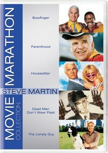 Steve Martin Movie Marathon Collection