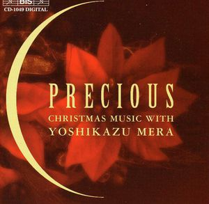 Precious: Christmas Music with Yoshikazu Mera
