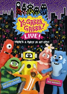 Yo Gabba Gabba: There's a Party in My City