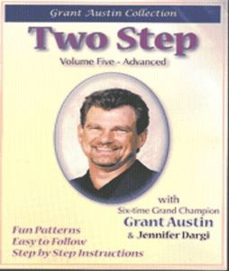 Two Step with Grant Austin Vol Five Advanced