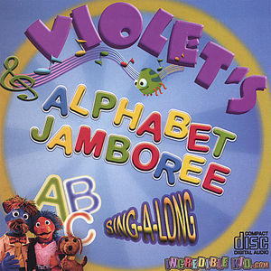 Violet's Alphabet Jamboree ABC Sing-A-Long /  Various