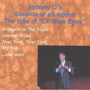 Johnny G's Sounds of a Legend